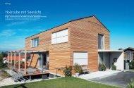 Das Einfamilienhaus 4/2008 - Atelier Pulver