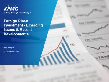 Foreign Exchange Management- Emerging Issues & Recent ... - Icsi