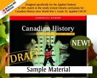 Download Unit 1 Student Text Sample Material - McGraw-Hill Ryerson