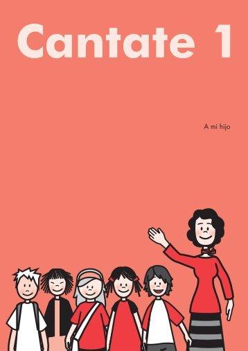 CANTATE 1 cs3 Final.indd - Rivera Editores