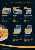 Die Basis für Ihre Küche! - Großküchen Schaberger - Seite 6