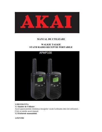cobra walkie talkies instruction manual