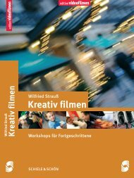 Kreativ filmen - Fachverlag Schiele & Schön