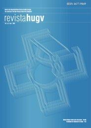 Revista HUGV 2010 - Hospital Universitário Getúlio Vargas - Ufam