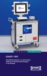 SCHATZ AG | HARDWARE | TEST