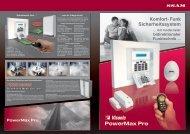 Komfort - Funk Sicherheitssystem - Fairplay-spielothek.de