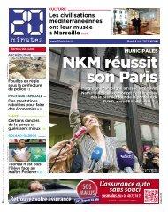 NKM réussit son Paris - 20minutes.fr