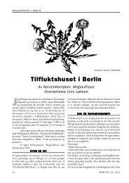 Original article in Søkelyset as pdf - Peter Lehmann Publishing