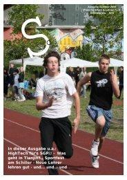 Herr Strahlendorf und seine Kunst - Schiller-Gymnasium Potsdam
