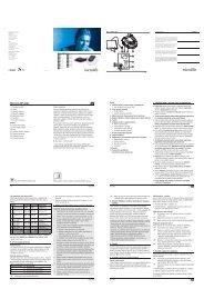 Digitální tonometr BP3AG1 - Microlife