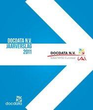 DOCDATA N.V. Jaarverslag 2011