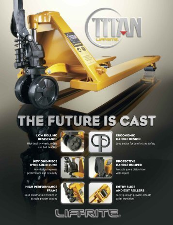 the manufacturers brochure