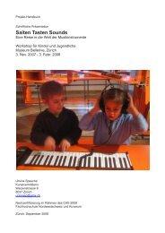 Projekthandbuch, 9.10.08 - Kuverum