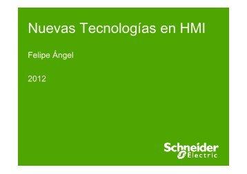 (HMI Nuevas Tecnologías) - Schneider Electric