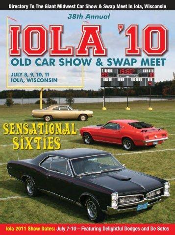 The Iola Old Car Show - F+W Media