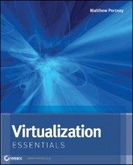 Virtualization: Essentials