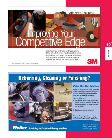 Abrasives - Motion Industries