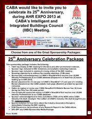 25 Anniversary Celebration Package