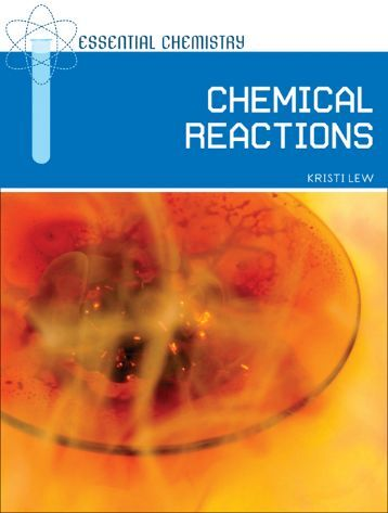 What are chemical Reactions? - DSpace