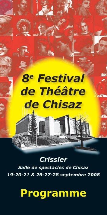 Télécharger la plaquette du festival - Fssta