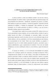 A apresentação do território em manuais de Geografia - Associação ...