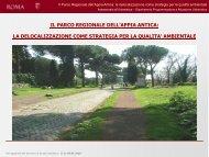 Scarica relazione Fioranello in formato Pdf - Parco Regionale dell ...