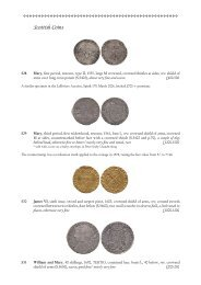 Scottish Coins - St James's Auctions