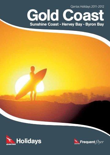 Gold Coast - Qantas