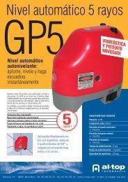 GP5 nivel laser 5 puntos -Lámina y manual-.pdf