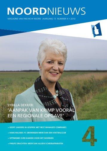 NoordNieuws 4 (2010) - VNO-NCW Noord
