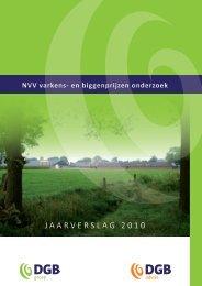 JAARVERSLAG 2010 - DGB energie