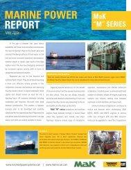 Marine Power report_april09_FRONT - Toromont CAT