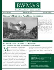 Bulletin Vol 3 Issue 2 May June 04 - Burke, Warren, MacKay ...