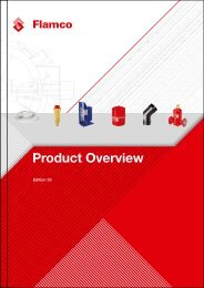 Product Overview - Flamco