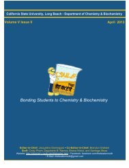 Volume 5, Issue 2 [April 2013 pdf] - California State University, Long ...