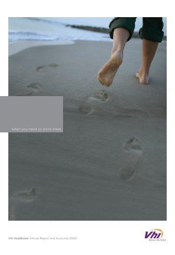 2006 Annual Report - Vhi