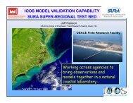 Model Evaluation and Diagnostic System - super regional modeling ...