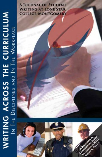2009 - Communication Across the Curriculum (CAC)