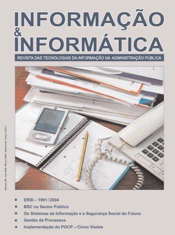 N.º 28 - Instituto de Informática