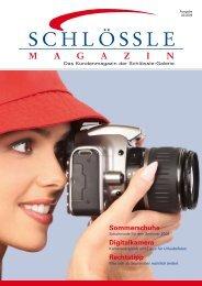 Das Kundenmagazin (PDF, 1,6 MB) - Schlössle-Galerie