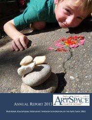 2012-2013 - ArtSpace Charter School