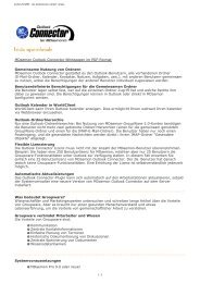 MDaemon Outlook Connector Whitepaper im PDF-Format ... - e-shop2