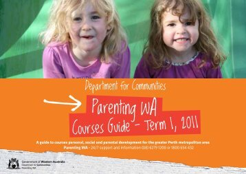 Parenting WA - Association of Independent Schools of Western ...