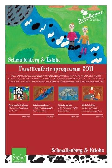 Familienwanderung - Schmallenberger Sauerland