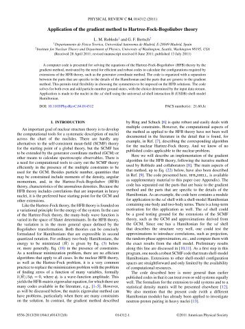 Application of the gradient method to Hartree-Fock-Bogoliubov theory