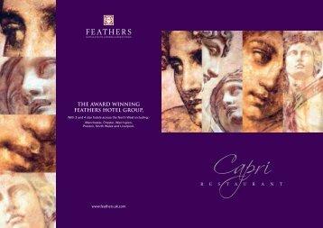 Feathers Hotel Group - UK.COM