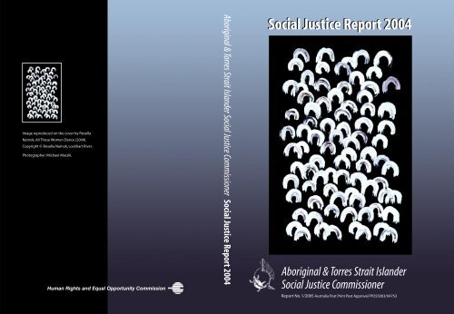 Social Justice Report 2004 - Australian Human Rights Commission