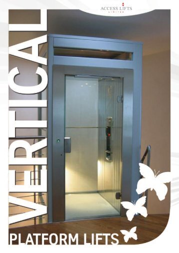 Download Home screw drive lift up to 13 brochure - Access Lifts ...