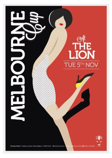 Download Express Melbourne Cup Menu - The Lion Hotel