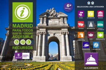 Madrid: Guía de Turismo Accesible - Spain